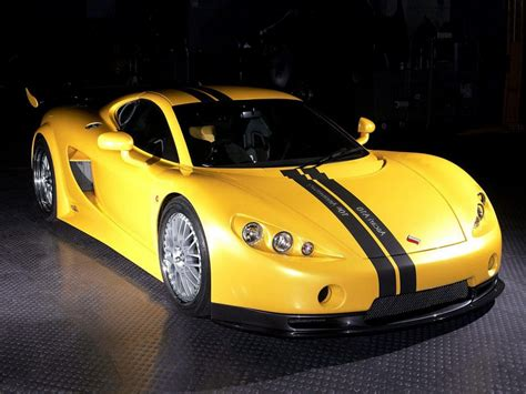 top  fastest cars   world