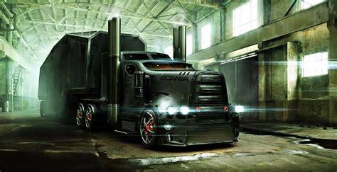 Future Truck Concepts by Future Truck Concept Semi Trucks Future
