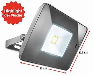 Strahler Mit Fernbedienung : lightway led strahler mit bewegungsmelder 20 wattangebot ~ Watch28wear.com Haus und Dekorationen