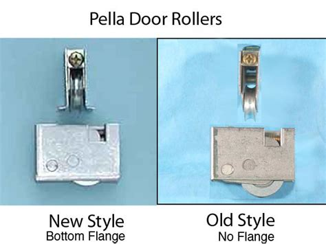 roller assembly pella patio door  style