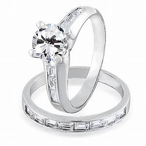 beautiful silver diamond wedding ringswedwebtalks With silver and diamond wedding rings