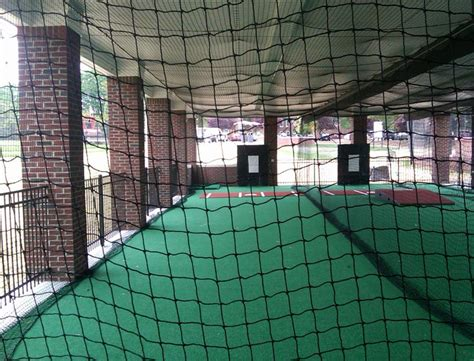 Deck Batting Cages Baton by Batting Cage Turf On Deck Sports