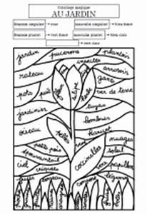 Coloriage Magique Jardin Meilleures Ides Coloriage Pour Les Enfants