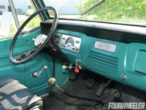 jeep jeepster interior 14 best images about jeepster commando project on