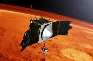 NASA's MAVEN Reveals Mars Has Metal in its Atmosphere ...