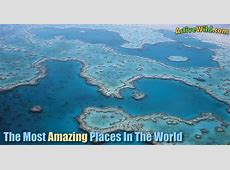 places in the world list