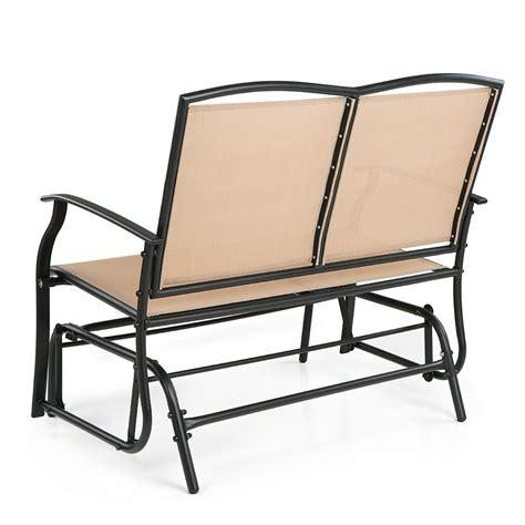 chaise balancoire only 54 59 ikayaa 2 personne patio balançoire planeur