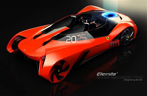 Ferrari Eternita 2025 On Behance