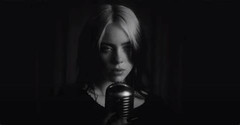 No Time to Die: Billie Eilish Releases Music Video for ...
