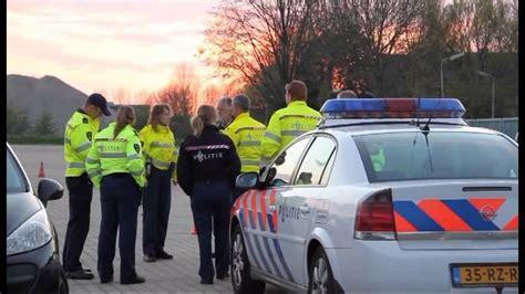 gptv verkeerscontrole van politie en belastingdienst  leeuwarden youtube