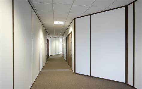 bureau modulable les cloisons pleines toute hauteur espace cloisons alu