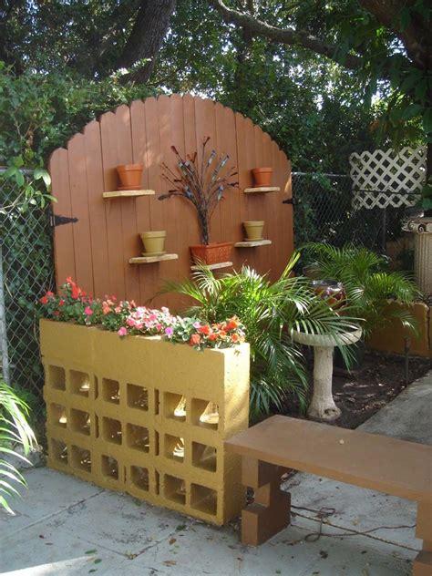 tendance deco jardin  faire soi meme decoration jardin