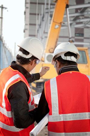 nvq  occupational work supervision construction