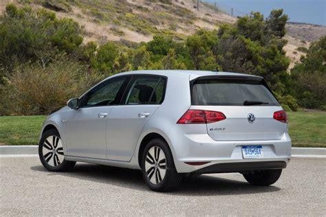 E Golf 2017 by 2017 Vw E Golf At 125 Tops 124 Mile Hyundai