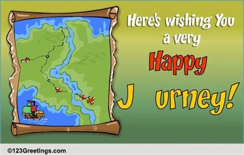 happy journey   work  ecards greeting cards