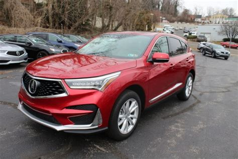 Sussman Acura Jenkintown by New 2019 Acura Rdx Base Sport Utility In Jenkintown