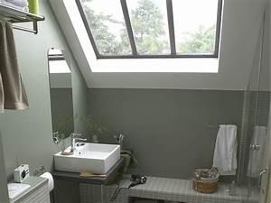 peinture faience salle de bain leroy merlin with peinture With charming meuble bas maison du monde 9 meuble salle de bain coloree