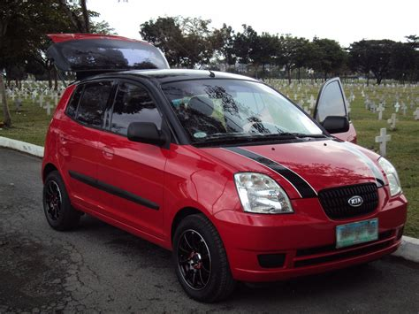 Kia Picanto Modification by Rickroda 2005 Kia Picanto Specs Photos Modification Info
