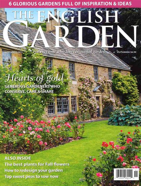 Garden Magazine by Top 10 Garden Magazines Horticulture And Landscaping