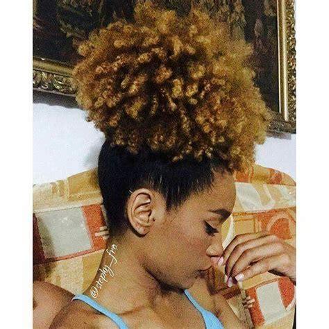 natural hair styles high puff natural hair puff