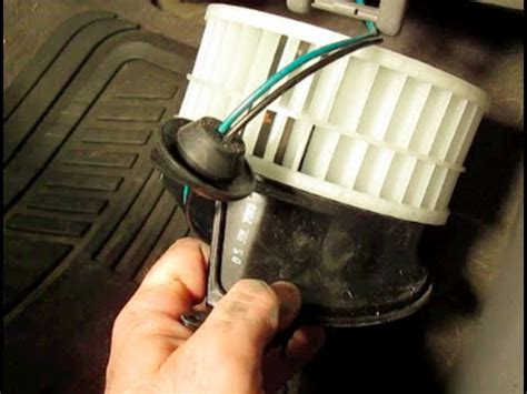 2002 Chrysler Town And Country Blower Motor Resistor by Fix Blower Motor Resistor On Town And Country 2002 How