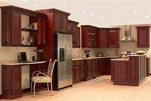 kitchen paint color with cherry cabinets smart home kitchen With kitchen cabinets lowes with let that shit go wall art