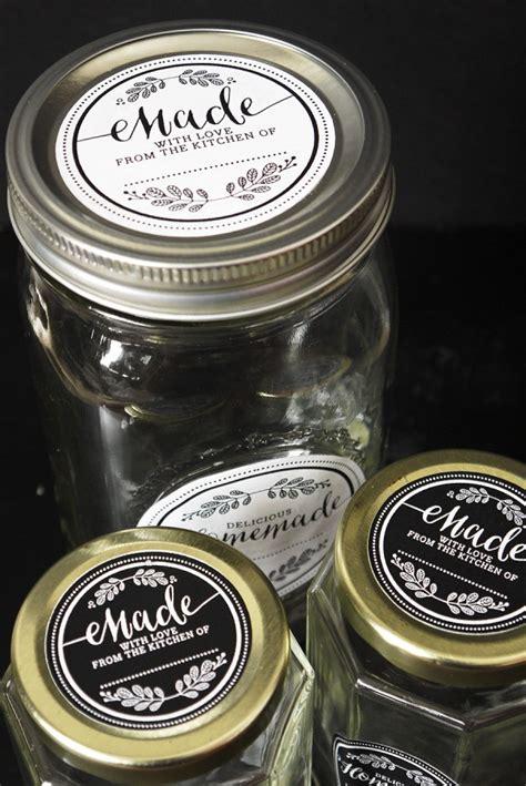 winners   mason jar label design contest
