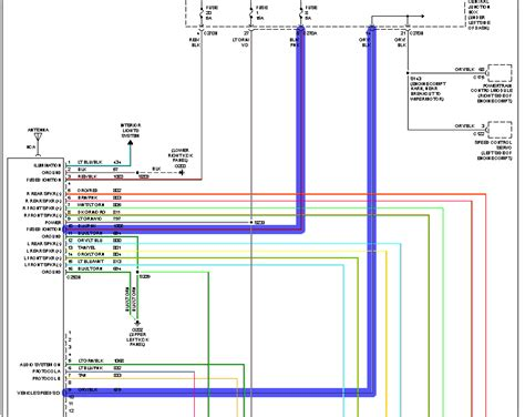 i need the stereo wiring diagram for f150 2002 what are the two plugs that plug in to the stock