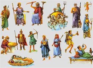 Find the Roman Gods Quiz