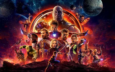 avengers infinity war official poster  p