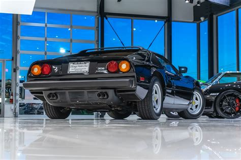 Ferrari dino 308 gt4 1977 nice registration,and factory air condition rosso corsa with tan and black interior. Used 1983 Ferrari 308 GTS Quattrovalvole 2dr Targa For Sale (Special Pricing) | Chicago Motor ...
