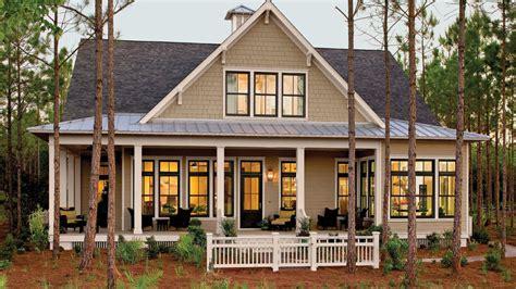 dreamy house plans built  retirement southern living