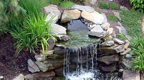 construire un petit bassin de jardin avec cascade bassin de jardin