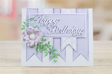 Tattered Lace - Dies - Flourish Sentiments