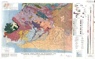 suara geologi geologi regional jampang jawa barat