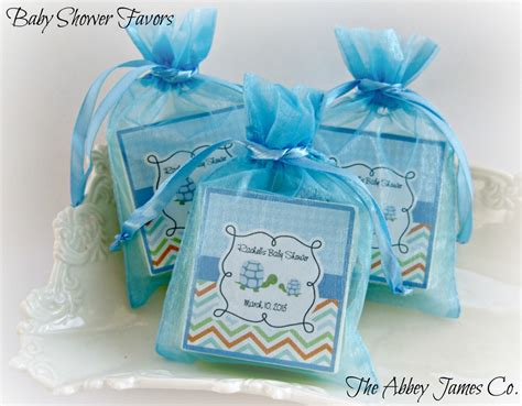 baby shower favors for a boy baby boy shower favors soap favors turtle shower favors
