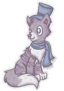 Animal Jam Fox Drawings