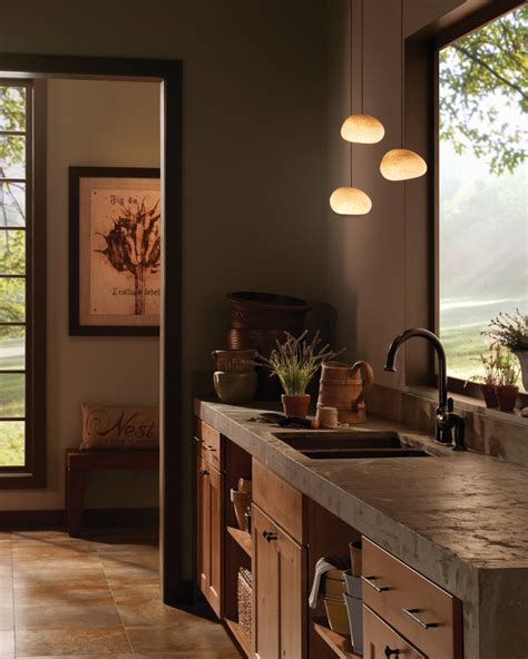 Kitchen Color Ideas With Maple Cabinets - honey maple cabinets kitchen contemporary with bronze faucet concrete countertop