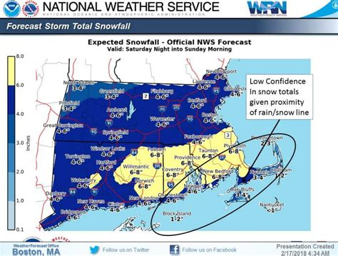 Cape Cod Weather Winter Storm Watch  News Capecodtimes