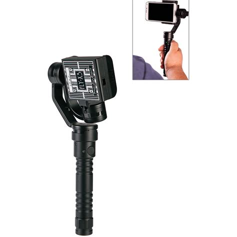 ikan fly x3 handheld electronic gimbal for smartphones fly x3