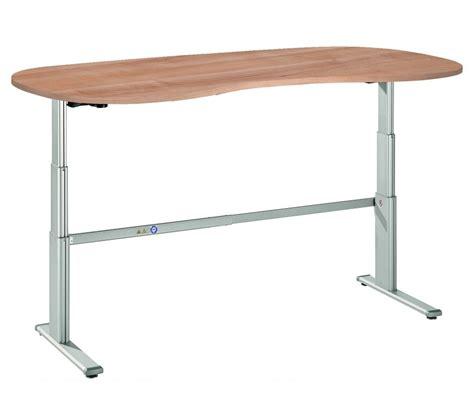 bureau position debout bureau assis debout courbe ergo