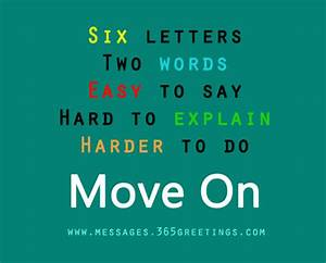 Moving On Quotes - 365greetings.com
