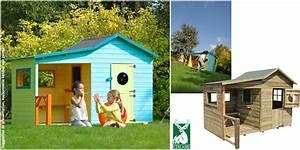 Maison De Jardin En Bois Enfant : maisonnette en bois hacienda cerland cabane jardin pour enfants ~ Dode.kayakingforconservation.com Idées de Décoration