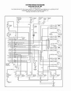 1996 Honda Accord Ignition Wiring Diagram Sample