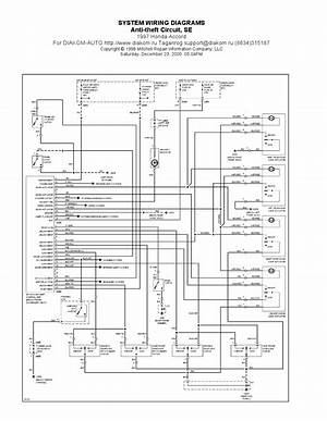 93 Honda Accord Ignition Wiring Diagram Waldiagramacao Antennablu It