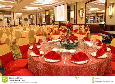 wedding banquet romantic decoration