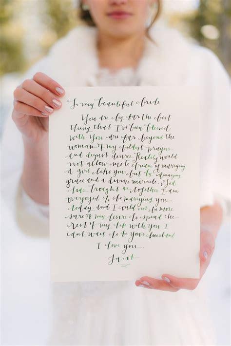 winter wedding inspiration shoot bride groom gifts