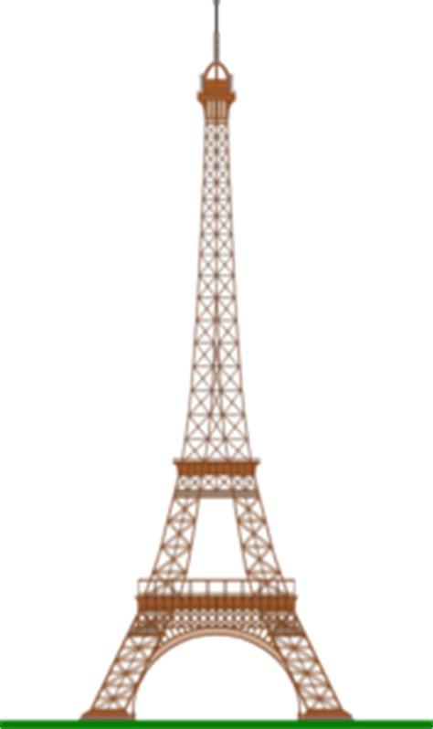 eiffel tower paris clip art  clkercom vector clip art