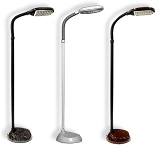 Daylight lamps for depression