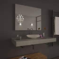 Spiegel Beleuchtung Schminken : badezimmerspiegel mit beleuchtung kronach lionidas ~ Sanjose-hotels-ca.com Haus und Dekorationen